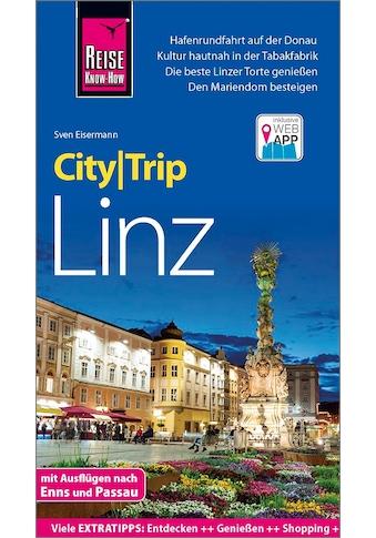 Buch »Reise Know-How CityTrip Linz / Sven Eisermann« kaufen