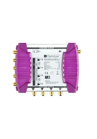 Opticum Red SAT - Verteiler, »Multischalter OMS 9/4P« kaufen