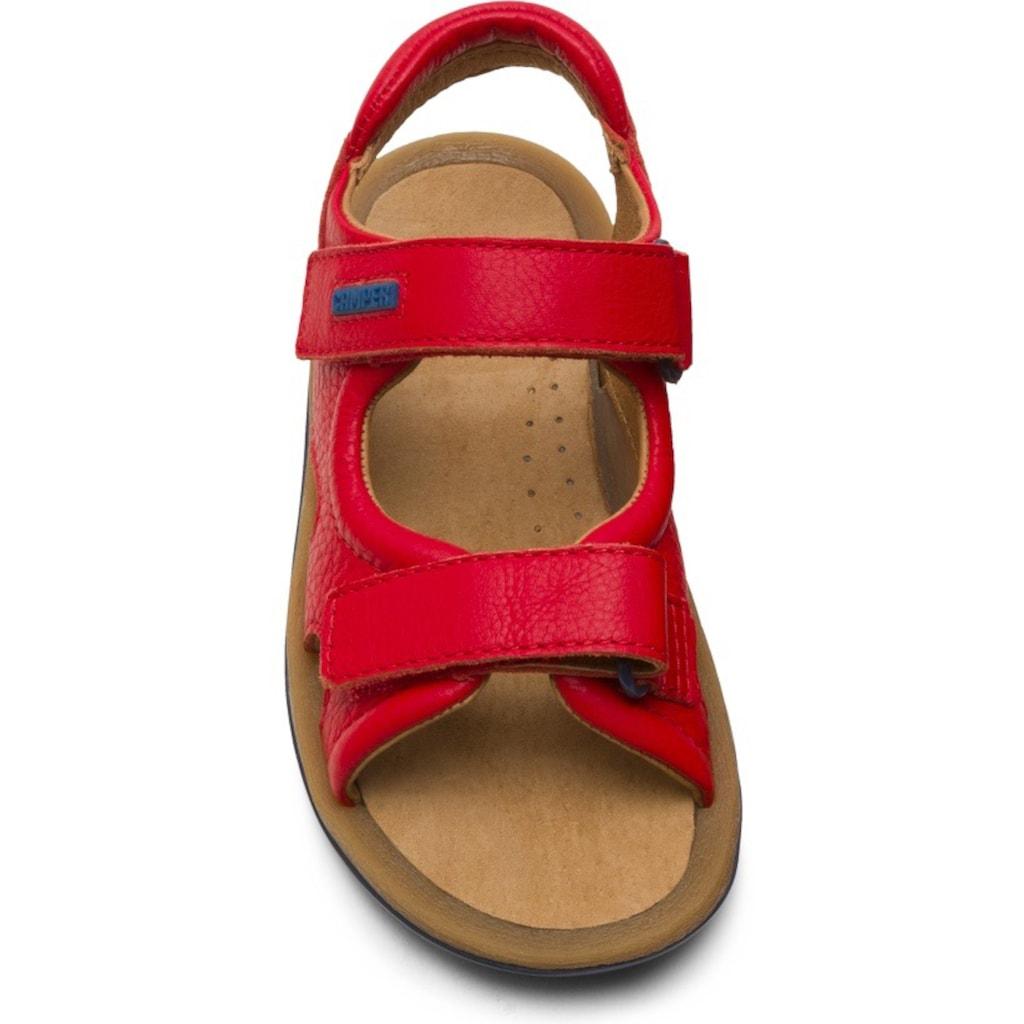 Camper Sandale »BICO«, mit regulierbaren Klettverschlüssen