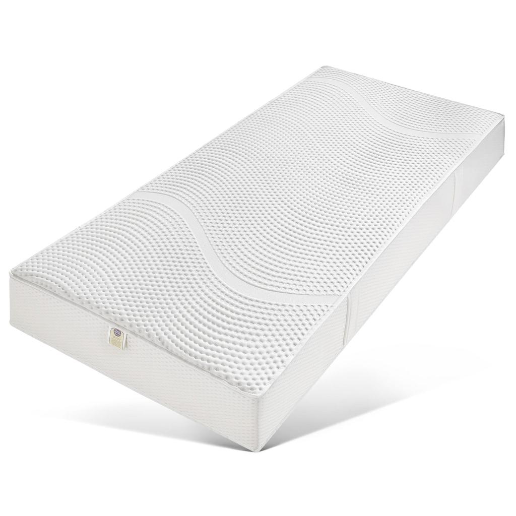 Hemafa Taschenfederkernmatratze »GEL STYLE TFK 2500«, 1000 Federn, (1 St.), Manufakturprodukt in bester Qualität