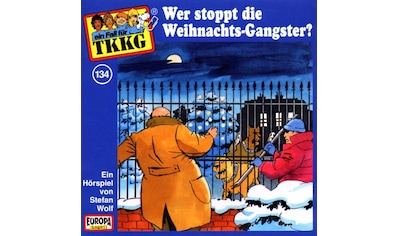 Musik - CD 134/WER STOPPT DIE WEIHNACHTS -  / TKKG 134, (1 CD) kaufen