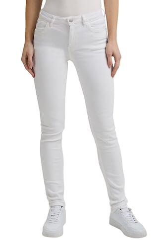 edc by Esprit Skinny-fit-Jeans, in Skinny Schnitt mit Eingrifftaschen kaufen