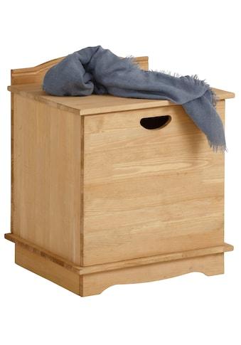 Home affaire Sitzhocker »Broga« kaufen