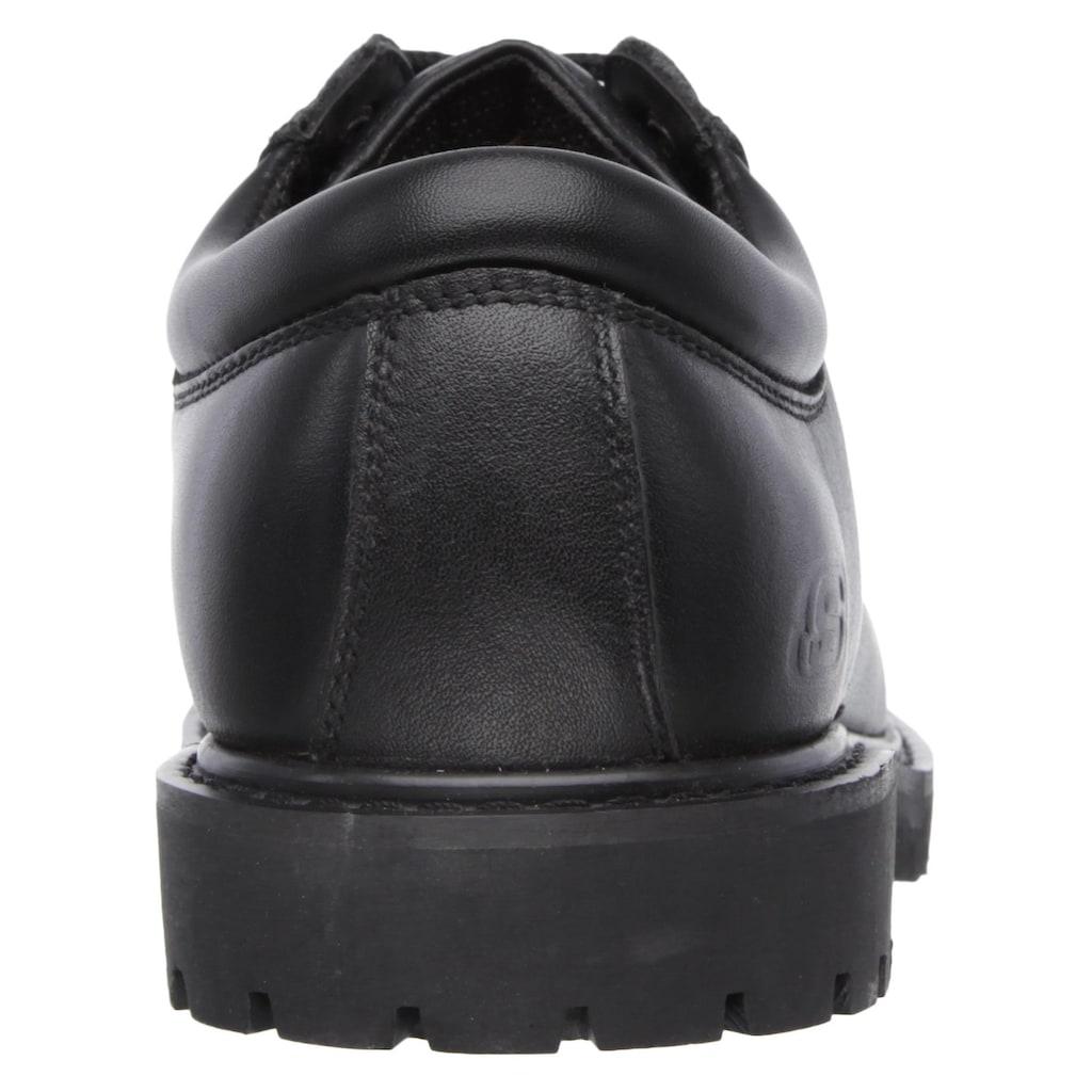 Skechers Berufsschuh »Cottonwood- Elks SR Schnürschuh«, mit bequemer Memory Foam Funktion