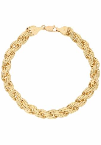 Firetti Goldarmband »ca. 7 mm breit, Venuskettengliederung« kaufen