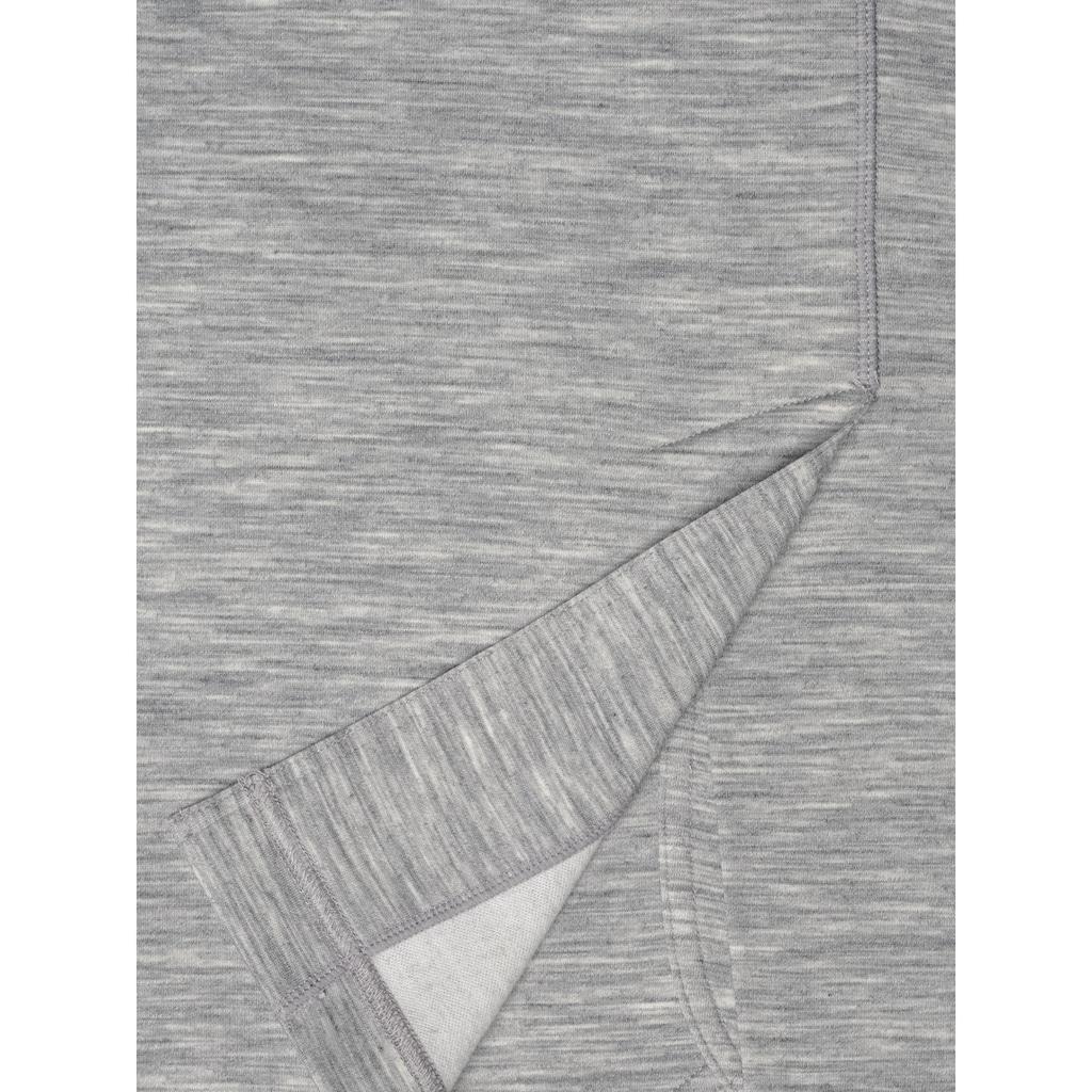 SUPER.NATURAL Sweatjacke »M WENGER RAISED«, feinster Merino-Materialmix