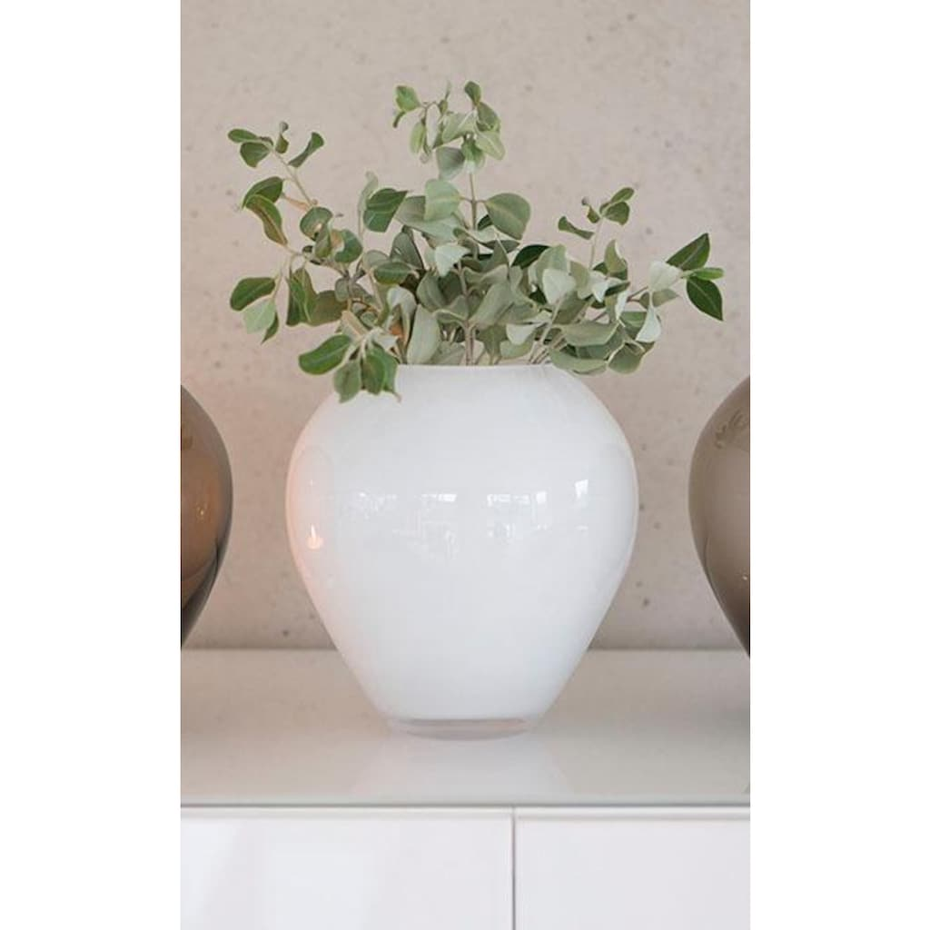Fink Dekovase »LIVIA«, Höhe ca. 18 cm