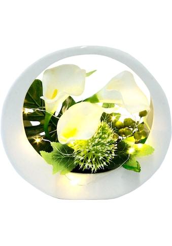 I.GE.A. Kunstblume »Calla« (1 Stück) kaufen