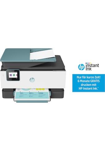 HP Multifunktionsdrucker »OfficeJet Pro 9015 AiO Printer« kaufen