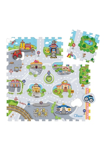 """Chicco Puzzle """"Mov'n Grow, City"""", 11 Teile kaufen"""