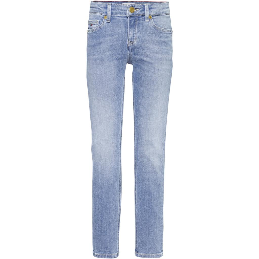 Tommy Hilfiger Stretch-Jeans »NORA SKINNY«