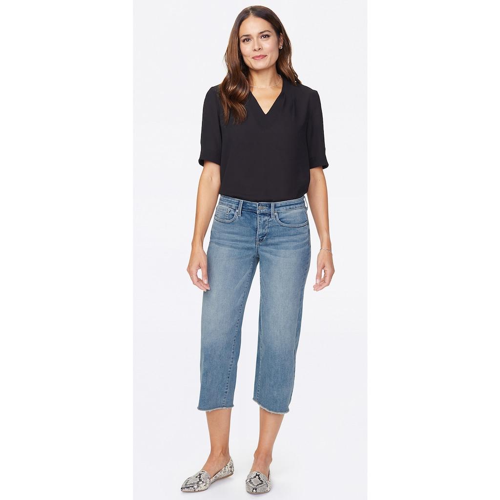 NYDJ Weite Jeans »in Premium Denim«, Wide Leg Capri