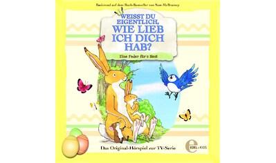 Musik - CD HSP z.TV - Serie - Eine Feder Für's Nest / Weißt Du Eigentlich,Wie Lieb Ich Dich Hab?, (1 CD) kaufen