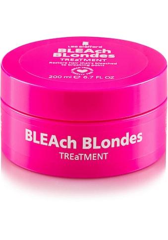 Lee Stafford Haarmaske »Bleach Blondes« kaufen