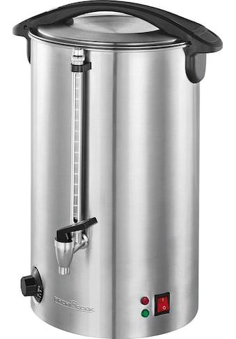 ProfiCook Heißgetränke- und Glühweinautomat »PC-HGA 1111«, 16 l Füllmenge, 1500 W kaufen