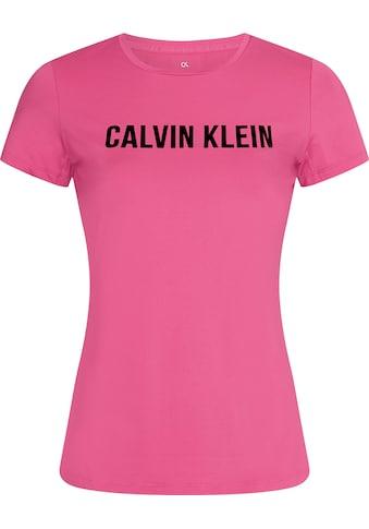 Calvin Klein Performance Rundhalsshirt »S/S T-SHIRTS«, mit Calvin Klein... kaufen