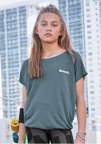 Bench. T-Shirt, in weicher Viskose kaufen