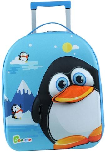 """CHIC2000 Kinderkoffer """"Boucie, Pinguin"""", 2 Rollen kaufen"""