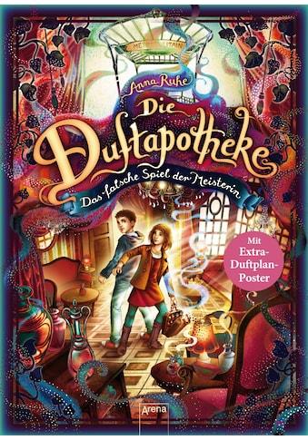 Buch Die Duftapotheke (3). Das falsche Spiel der Meisterin / Anna Ruhe; Claudia Carls kaufen