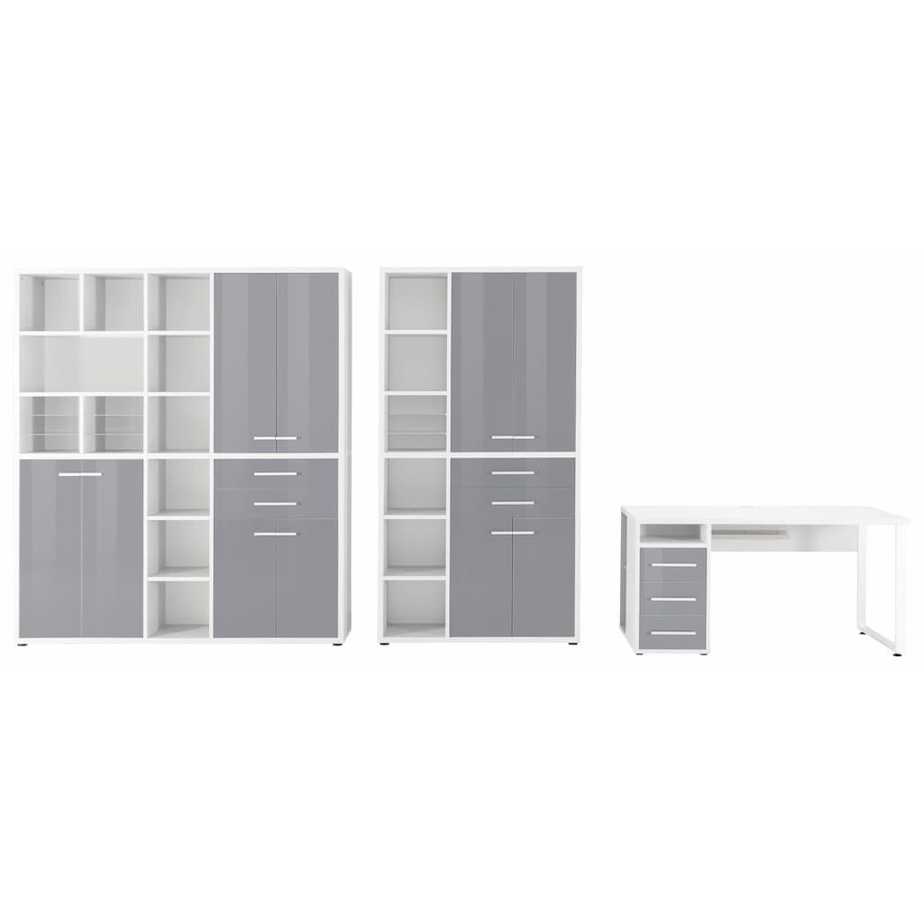 Maja Möbel Büro-Set »1391« (Set, 3-tlg)
