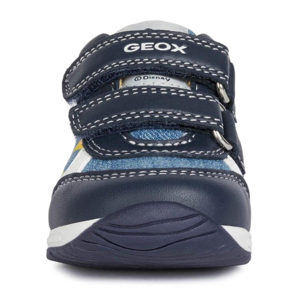 Geox Kids Lauflernschuh »RISHON BOY«, mit zwei Klettverschlüssen