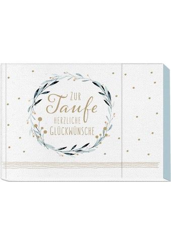 Buch »Zur Taufe herzliche Glückwünsche / DIVERSE« kaufen