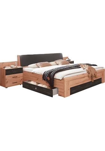 Wimex Bettanlage »Bristol«, mit Bettschubkästen und wahlweise mit Bettkasten im Kopfteil kaufen