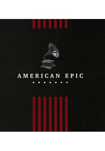 Musik-CD »American Epic: The Collection (Box Set) / Various« kaufen
