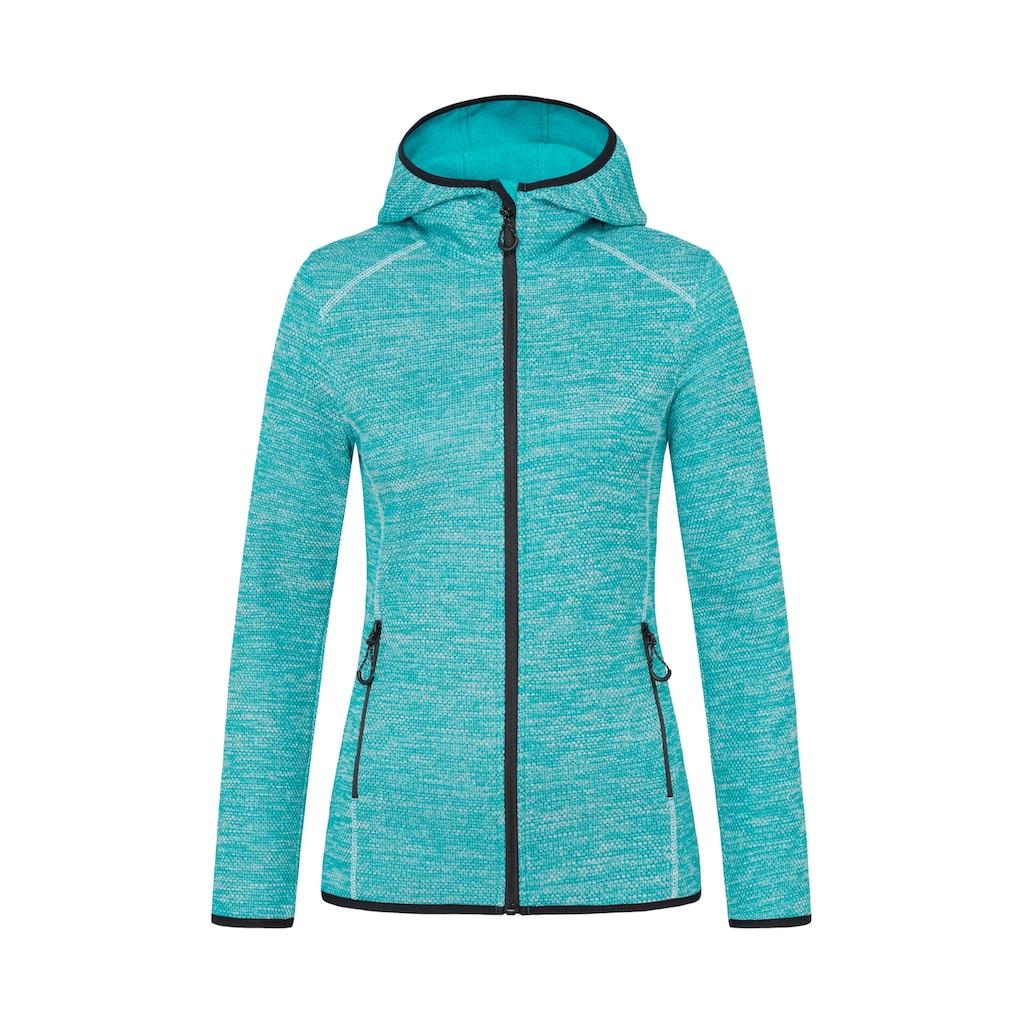 Stedman Fleecejacke »Recycled Fleece Jacket Superior«, aus recyceltem Material
