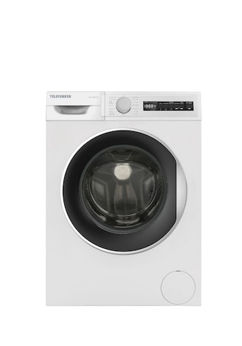 Telefunken Waschmaschine »W-8-1400-W«, W-8-1400-W, 8 kg, 1400 U/min, (8 kg / weiss) kaufen