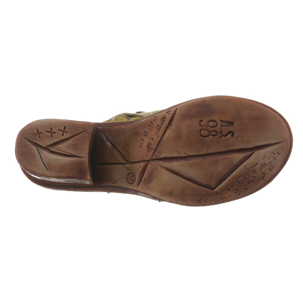 A.S.98 Sandalette »KENYA«, in raffiniertem Design