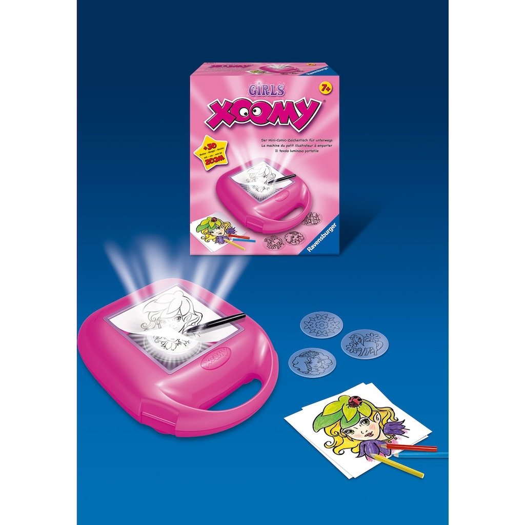 Ravensburger Malvorlage »Xoomy® Girls«, Made in Europe, FSC® - schützt Wald - weltweit