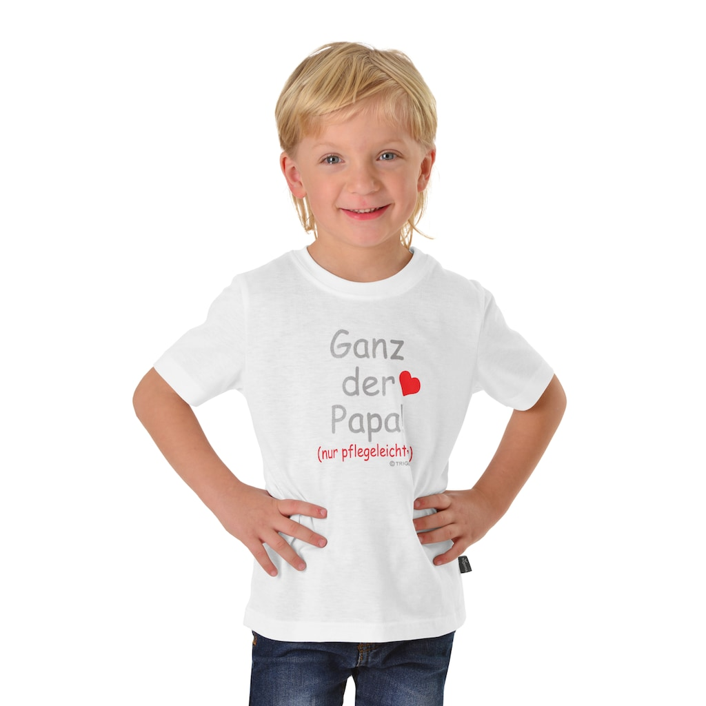 Trigema T-Shirt, Papas Liebling