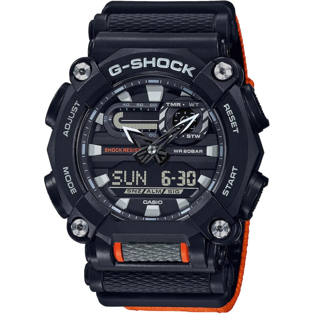 CASIO G-SHOCK Chronograph »GA-900C-1A4ER«