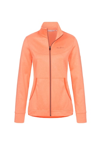 DEPROC Active Fleecejacke »SHOENWOOD WOMEN«, weiche Fleecejacke in traditioneller Optik kaufen