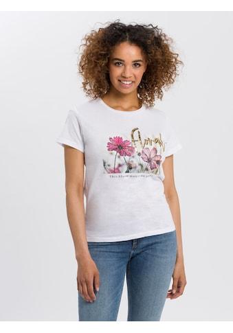 Cross Jeans® T-Shirt »55784«, Blooming Print kaufen