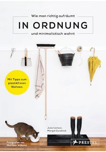 Buch »In Ordnung / Julie Carlson, Margot Guralnick, Matthew Williams, Wiebke Krabbe« kaufen