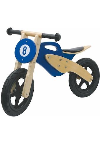 "Jamara Laufrad ""Moto, blau"", 9 Zoll kaufen"