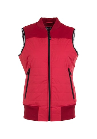 SUPER.NATURAL Softshellweste »W ACTIVE VEST«, funktioneller Merino-Materialmix kaufen