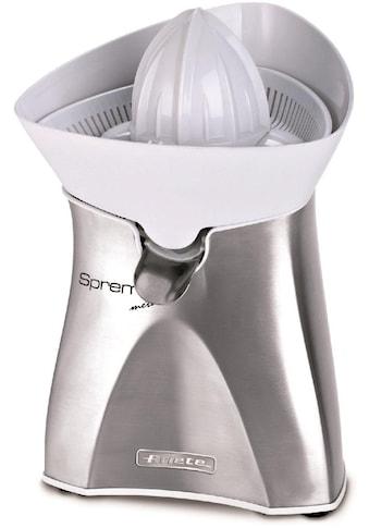 Ariete Zitruspresse SPREMÌ METAL 407, 60 Watt kaufen