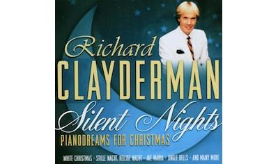 Musik - CD SILENT NIGHT / CLAYDERMAN, RICHARD, (1 CD) kaufen