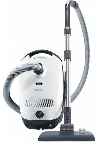 Miele Bodenstaubsauger »Classic C1 PowerLine - SBAF3 mit Beutel«, 800 W, mit Beutel kaufen