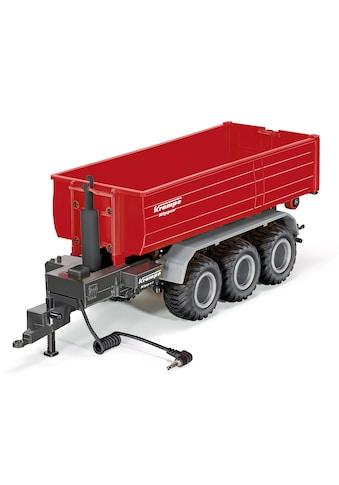Siku Spielzeug-Traktor »SIKU Control, 3-Achs-Hakenliftfahrgestell mit Mulde« kaufen