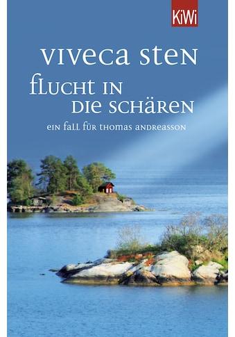 Buch »Flucht in die Schären / Viveca Sten, Dagmar Lendt« kaufen