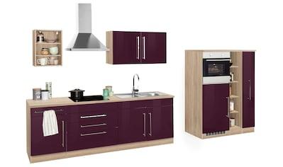 HELD MÖBEL Küchenzeile »Samos« kaufen