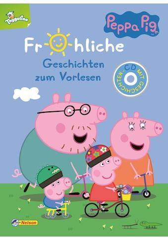 Buch »Peppa: Fröhliche Geschichten zum Vorlesen / DIVERSE« kaufen