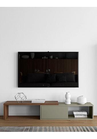 TemaHome Lowboard »Move«, ausziehbar auf bis zu 203 cm, mit schöner Schiebetür kaufen