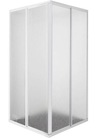 Eckdusche Schiebetüren, Verstellbereich 73  -  88 cm kaufen