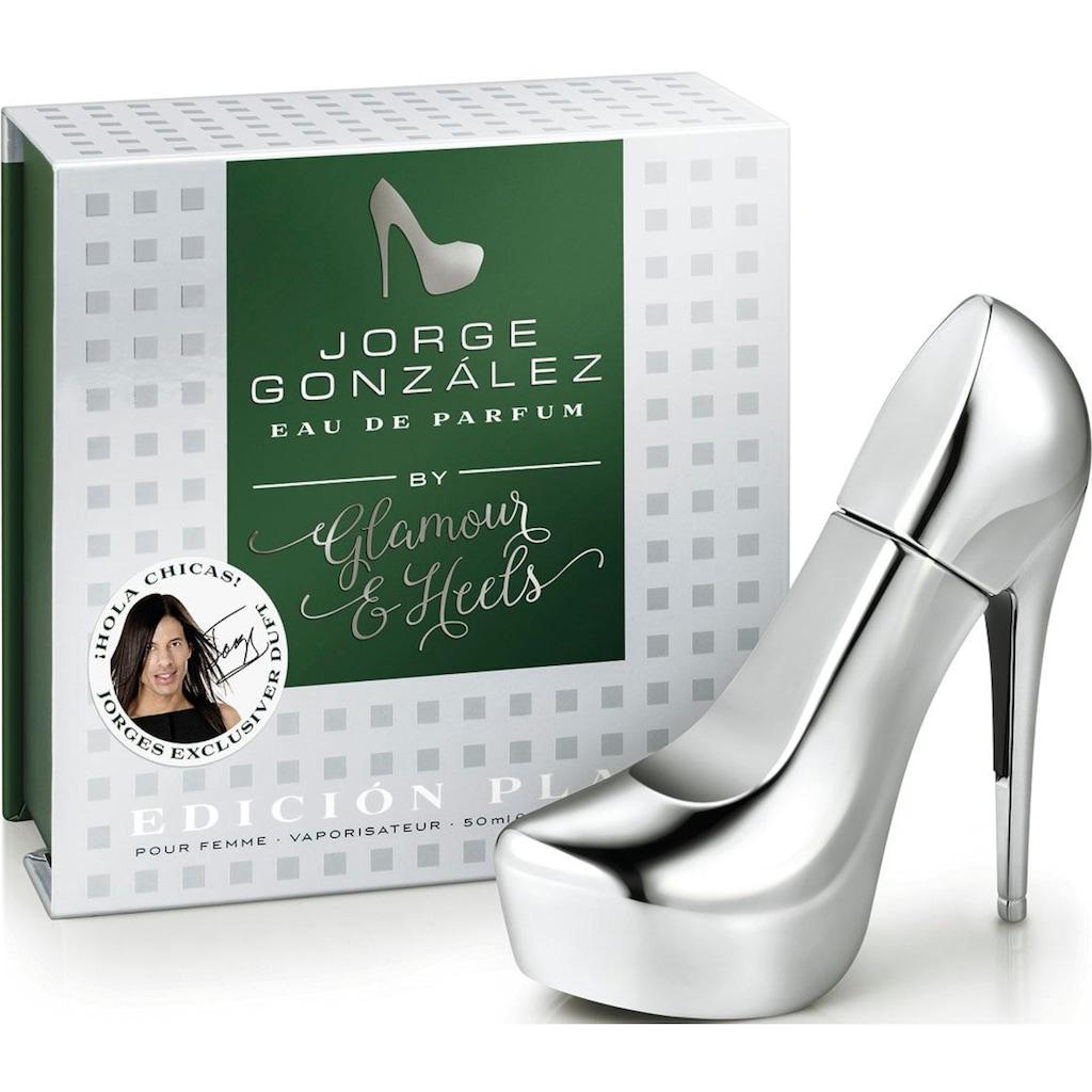 Glamour & Heels Eau de Parfum »Jorge González Edicion Plata«