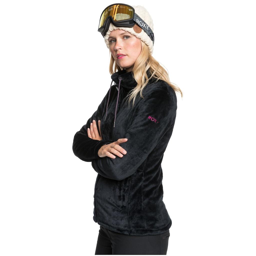 Roxy Fleecejacke »Tundra«